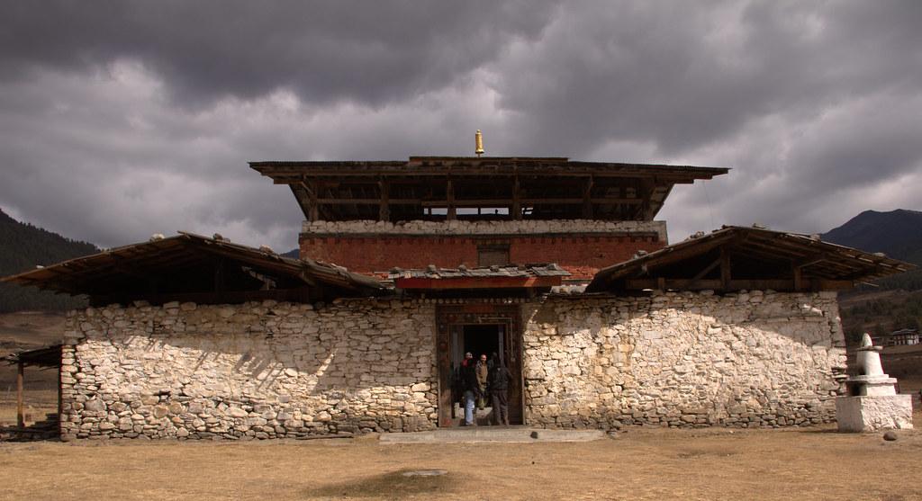 Khewang Lhakhang, Phobjikha Valley